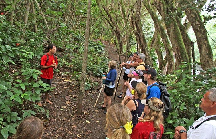 Kauai Kayking & Hike Tours