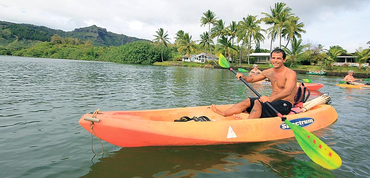 Guided Kauai Kayaking with Alii Kayaks