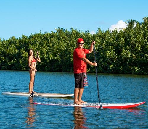 SUP Rentals on Kauai