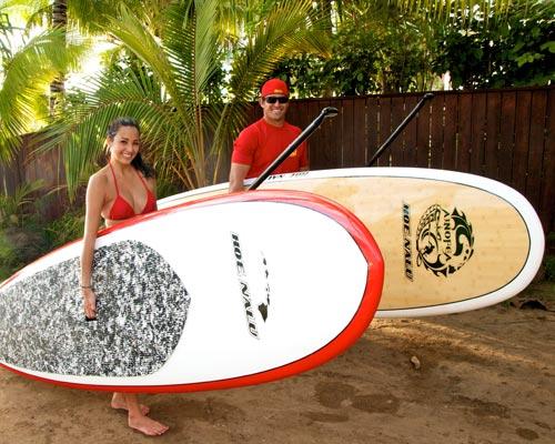 Kauai SUP Rentals